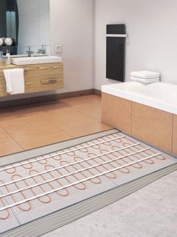 Podlahové infratopení