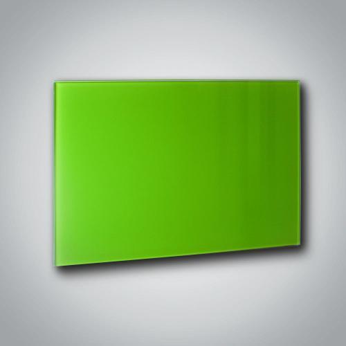 Skleněný infrapanel GR 300 - zeleno-žlutý