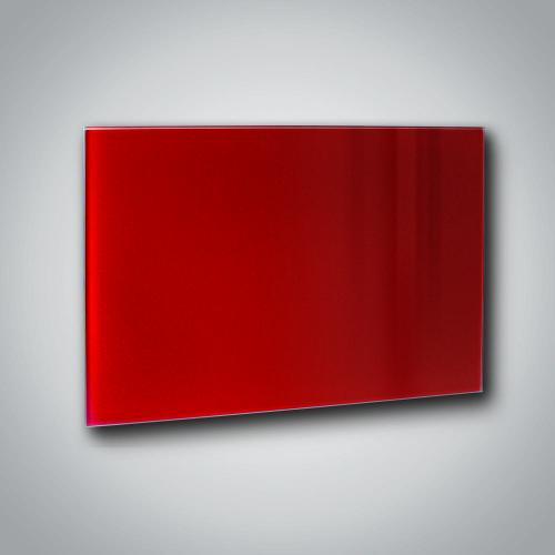 Skleněný infrapanel GR 900 - červený