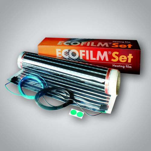 Ecofilm set ES 80-1,0x 2,5m / 195 W