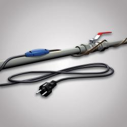 Topný kabel na potrubí PFP 21m/281W obr.2