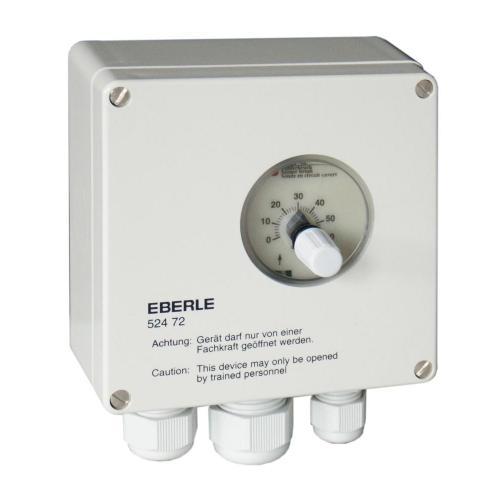 Odolný termostat Eberle UTR 60