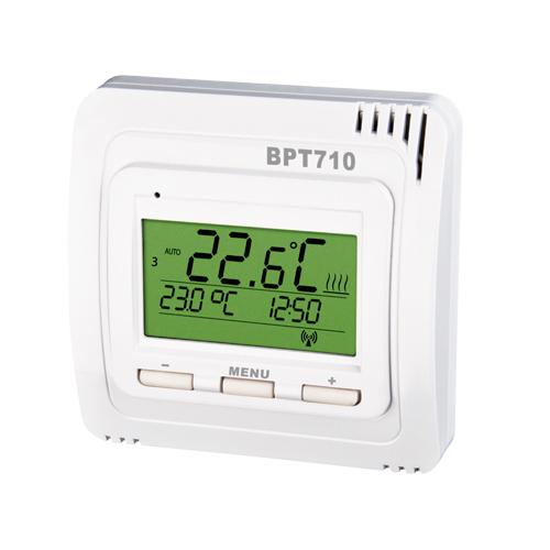 Bezdrátový termostat BT710 bílý