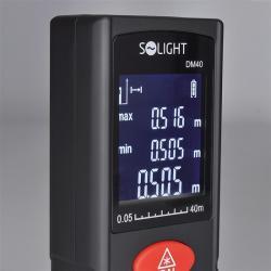 Laserový měřič vzdálenosti obr.7