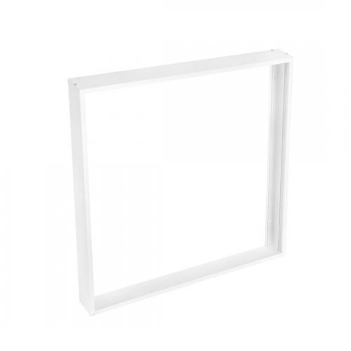 Hliníkový rám pro LED panel 60 x 60 - bílý