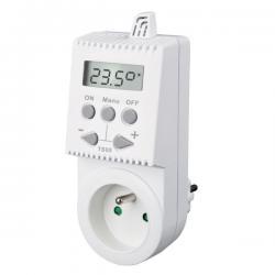 Infrapanel Ecosun 600 U+ se zásuvkovým termostatem obr.1