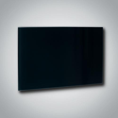 Skleněný infrapanel GR 700 - černý